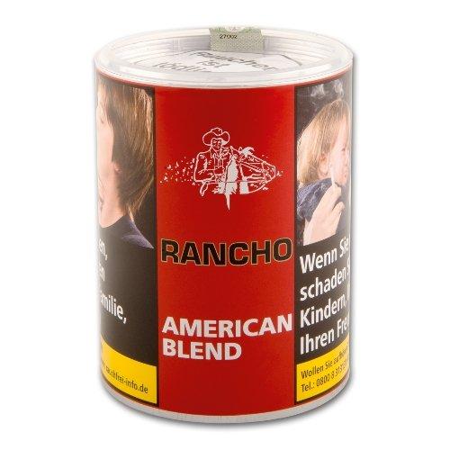 Rancho Tabak American Blend 190g Dose Feinschnitt