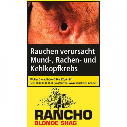 Rancho Tabak Blonde Shag 40g Päckchen Feinschnitt