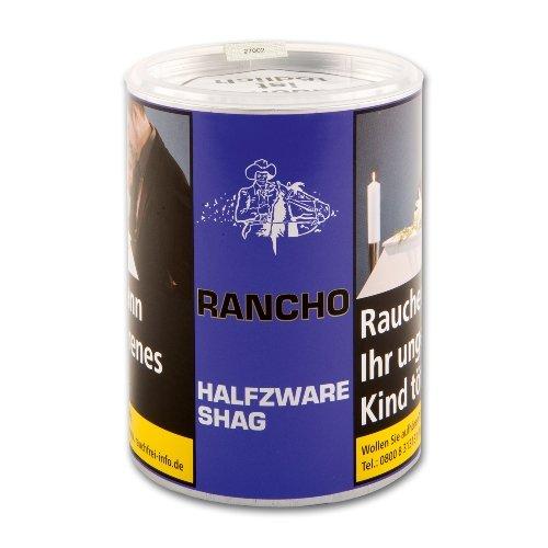 Rancho Tabak Halfzware 190g Dose Feinschnitt