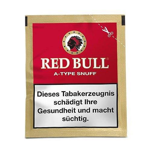 Red Bull A-Type 10g Tütchen Schnupftabak