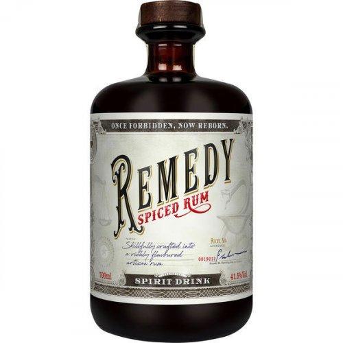 Remedy Spiced Rum 41.5% vol.
