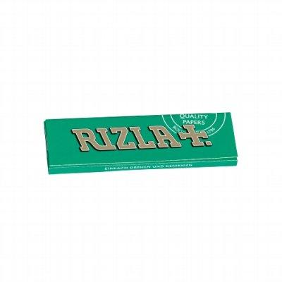 Rizla Zigarettenpapier Grün 1x50 Blättchen Einzelpackung