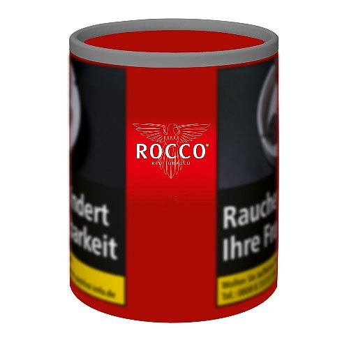 Rocco Tabak Red (American) 130g Dose Feinschnitt