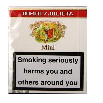 Romeo und Julietta Mini Cigarillos