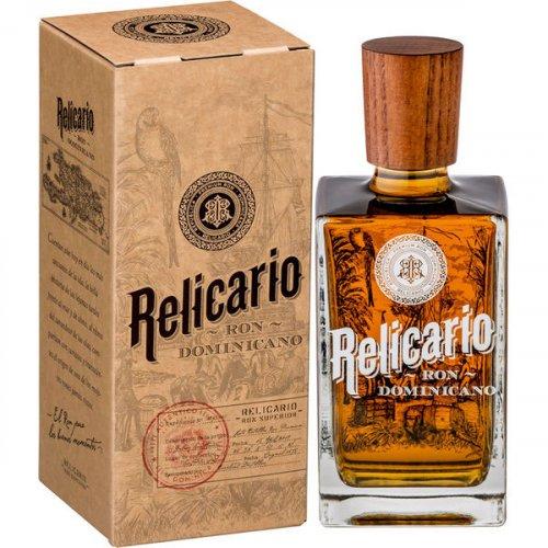 Ron Relicario Superior 40% vol.