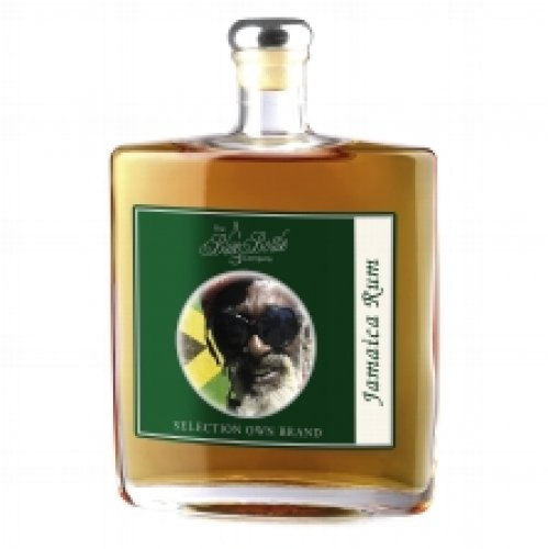 Rum Jamaica 40 % Vol. the blue Bottle Company