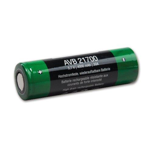 SC Akku Batterie 21700 mit 4000 mAh für e-Zigaretten