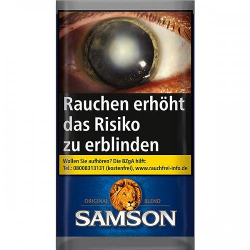 Samson Tabak Original Blend 30g Päckchen Feinschnitt