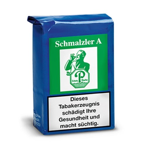 Schmalzler A 100g Packung Brasil Schnupftabak