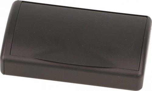 Schnupftabakdose KS mit Spender schwarz