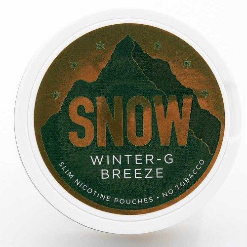Snow Winter-G Breeze Slim Nicopods