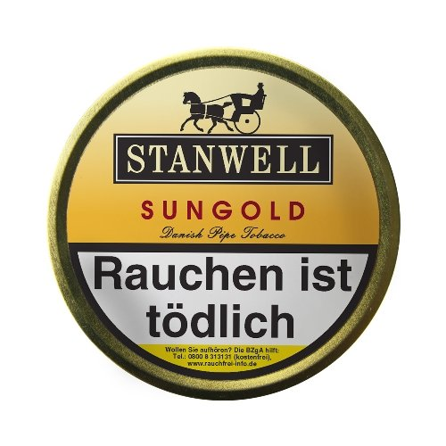 Stanwell Pfeifentabak Sungold (ehem.Vanilla) 50g Dose