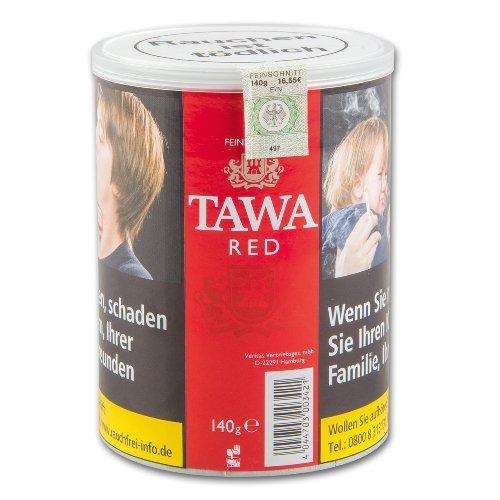 Tawa Red Tabak No 2 140g Dose Feinschnitt