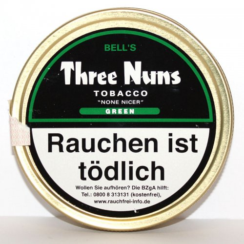 Three Nuns Green Pfeifentabak 50g