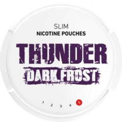 Thunder Slim Dark Frost Nicopods