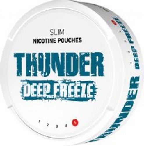 Thunder Slim Deep Freeze Nicopods