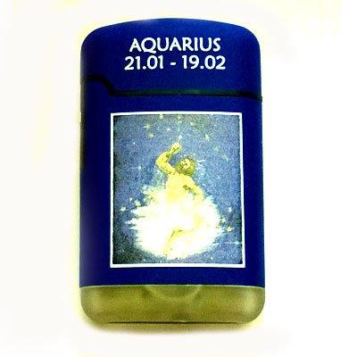 Tierkreiszeichen Zodiac V-Fire Aquarius