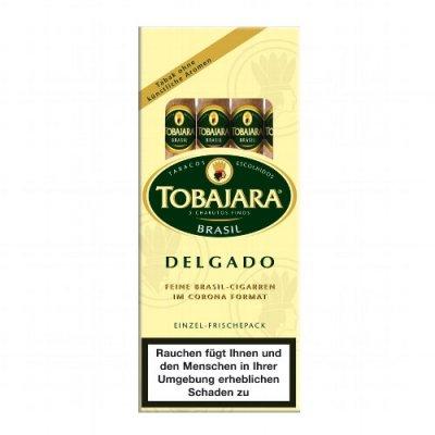 Tobajara Delgado Brasil Zigarren 20 Stück