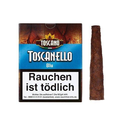 Toscanello Blue (Anice) 5 Stück Cigarren