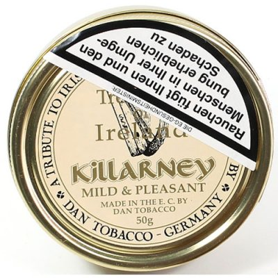 Treasures of Ireland Pfeifentabak Killarney 50g Dose