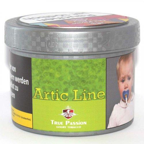 True Passion Arctic Line 200g Dose Wasserpfeifentabak