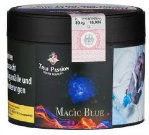 True Passion Magic Blue 200g Dose Wasserpfeifentabak