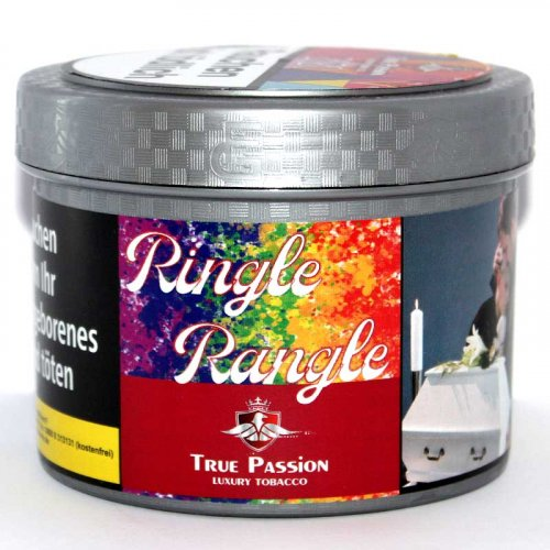 True Passion Ringle Rangl 200g Dose Wasserpfeifentabak