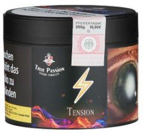 True Passion Tension 200g Dose Wasserpfeifentabak