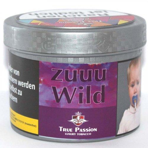 True Passion Zuuu Wild 200g Dose Wasserpfeifentabak