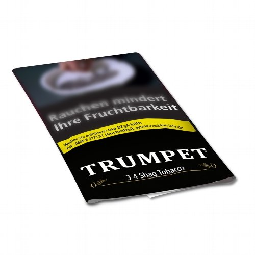Trumpet Tabak 3/4 Shag 38g Päckchen Feinschnitt