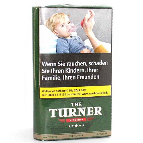 Turner Tabak Virginia Shag 40g Päckchen Feinschnitt