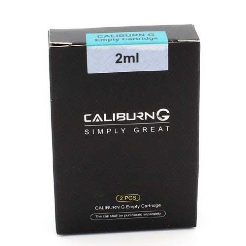 Uwell G POD für Caliburn G 2 Stück ohne Coil
