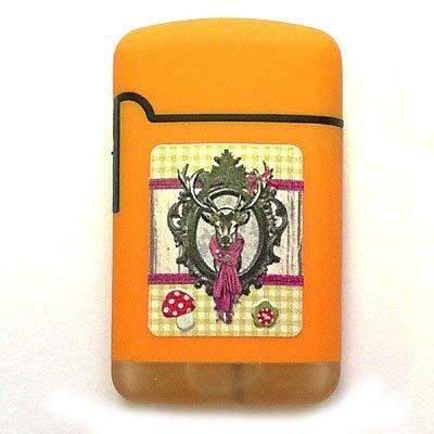 V-Fire Easy Torch Hirsch Orange