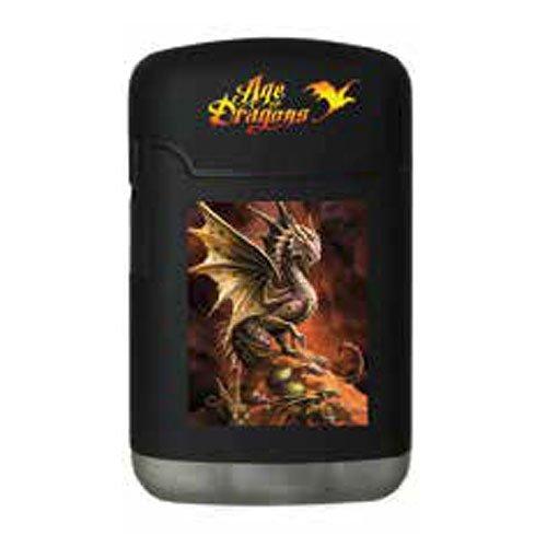 Easy Torch Feuerzeug Age of Dragons No.1 Drache mit gespreizten Flügeln