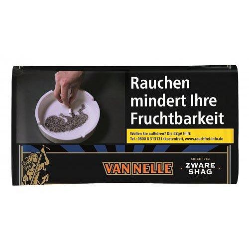 Van Nelle Tabak Zware Shag 30g Päckchen Feinschnitt