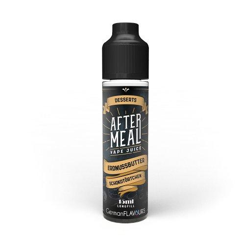 Vape Juice After Meal Erdnussbutter Longfill 15 ml