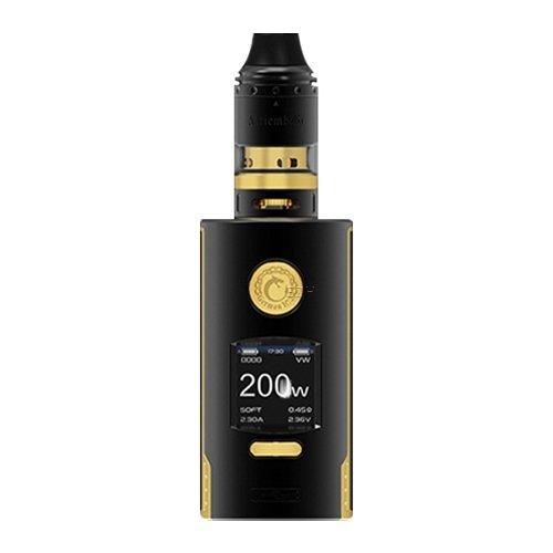 E-Zigaretten Kit Vapefly Kriemhild Schwarz-Gold