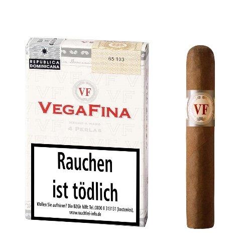 Vegafina Perlas Cigarren 4 Stück