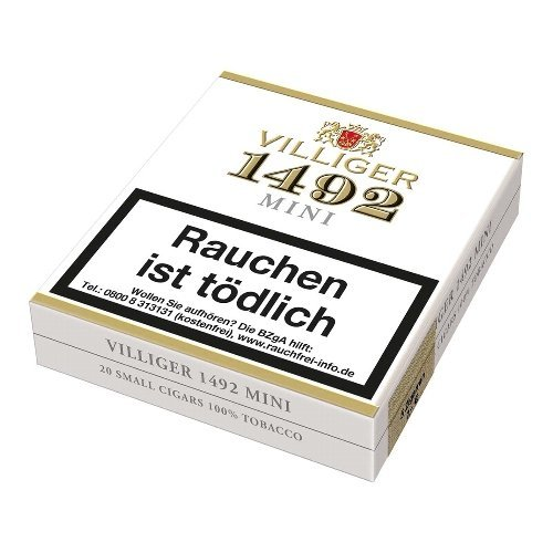 Villiger 1492 Mini Cigarillos 20 Stück