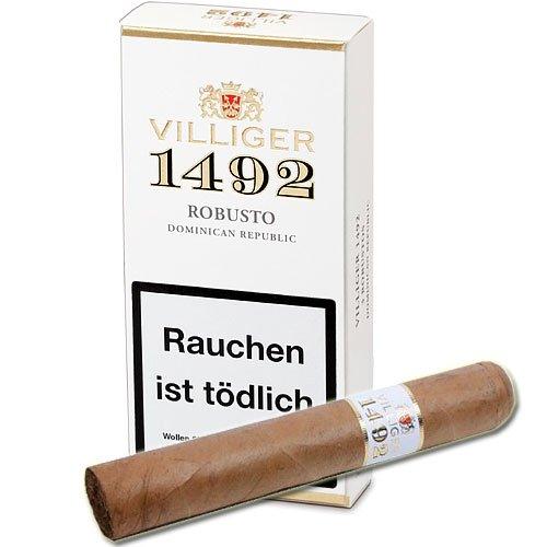Villiger 1492 Robusto Cigarren 3er (ehem.Hommage)