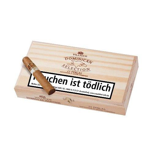 Villiger Dominican Selection Perla 25 Stk Zigarren