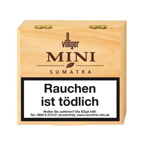 Villiger Mini Sumatra Cigarillos 50er Kiste