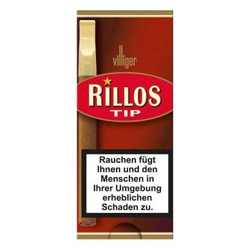 Villiger Rillos Tip 25er Zigarillos