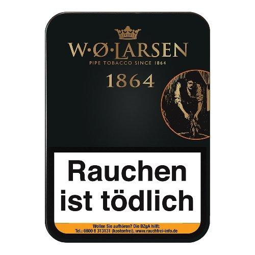 W. O. Larsen 1864 Pfeifentabak 100g Dose