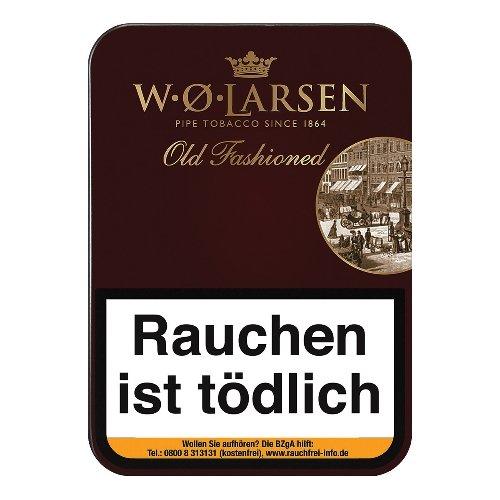 W. O. Larsen Old Fashioned Pfeifentabak 100g Dose