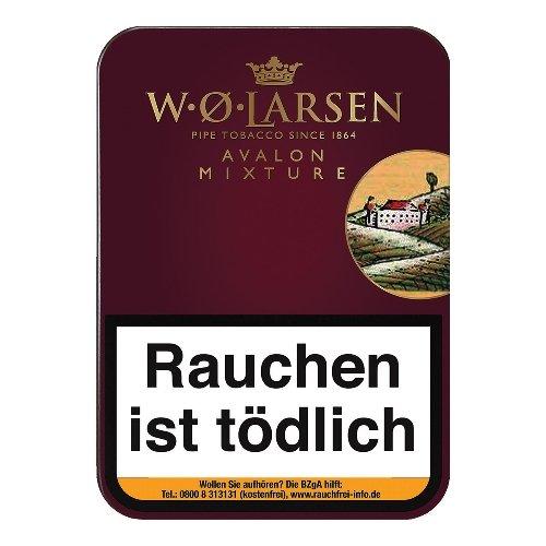 W.O. Larsen Avalon Mixture Pfeifentabak 100g Dose