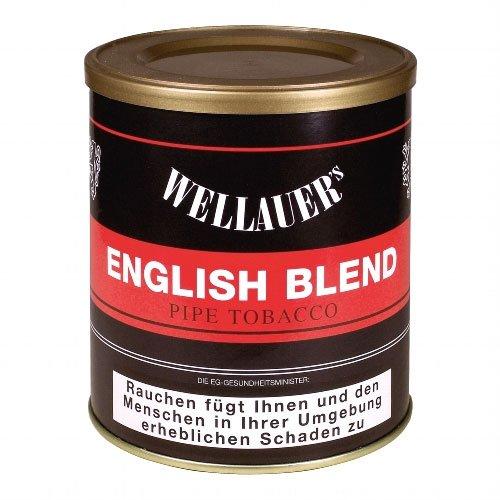 Wellauer´s Pfeifentabak English Blend 200g Dose