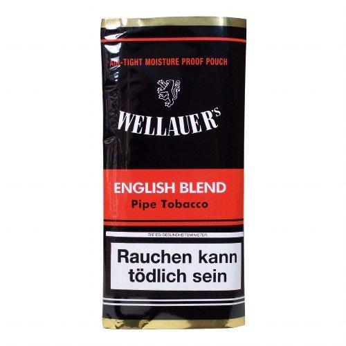 Wellauer´s Pfeifentabak English Blend 50g Packchen