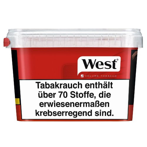 West Red Tabak BOX 170g Volumentabak