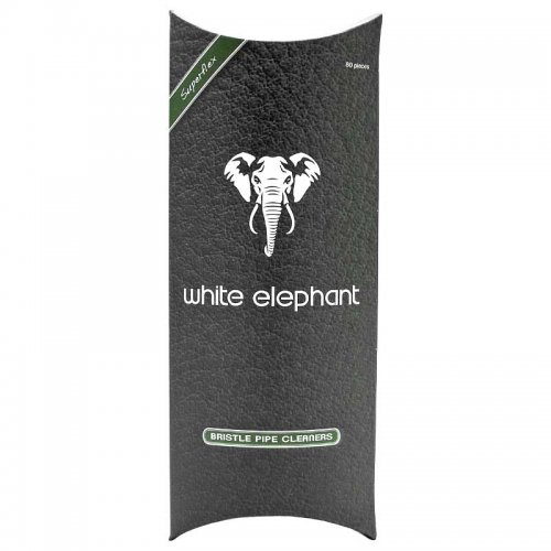 White Elephant Pfeifenreiniger